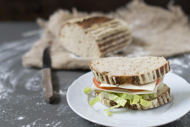 pan+de+garbanzos+bocadillo Pan de Garbanzos. Receta