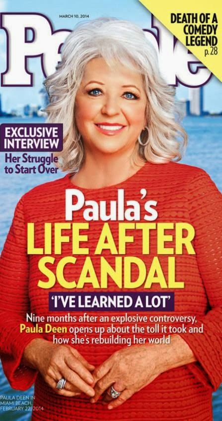 Paula Deen, People Magazine, Paula Deen racist, Michael Sam, Whorrified,