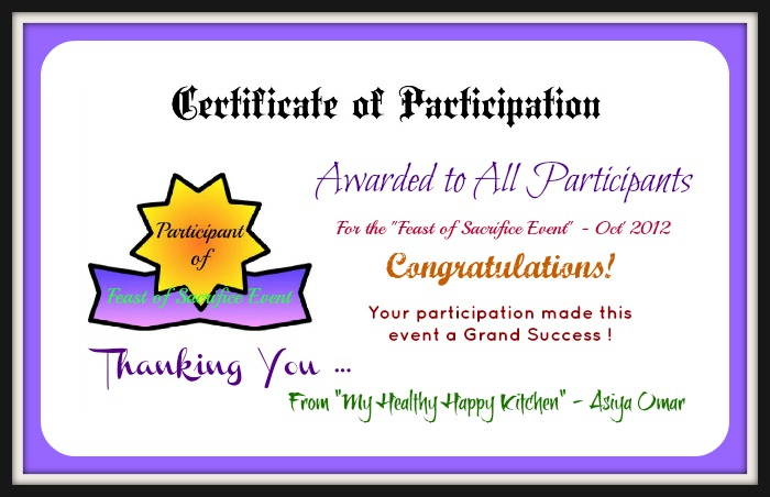 Certificate Of Participation Template Free Participation Certificate New Calendar Template Site