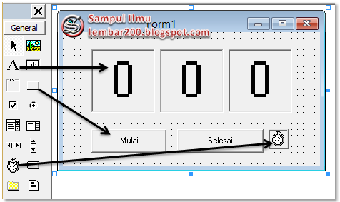 Cara membuat Program Acak Angka Di Visual Basic