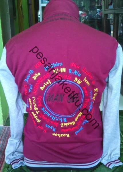pesan jaket
