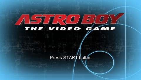 Astro Boy: The Video Game PSP ISO Screenshoot 3