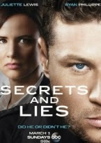 Secrets and Lies Temporada 1 audio latino