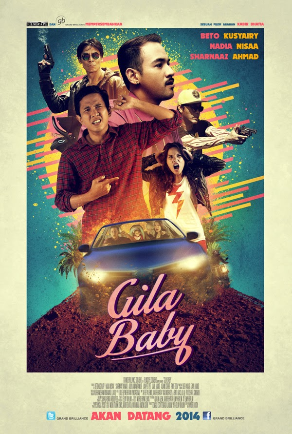 Tonton Gila Baby Full Movie