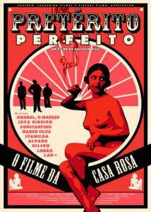 Pretérito Perfeito: O Filme da Casa Rosa - DVDRip Nacional