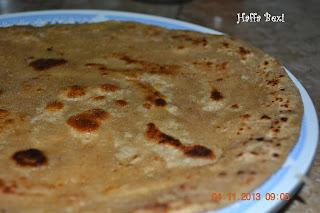 Bread & Buns, Breakfast, Paratha, chapati, Flat Bread,