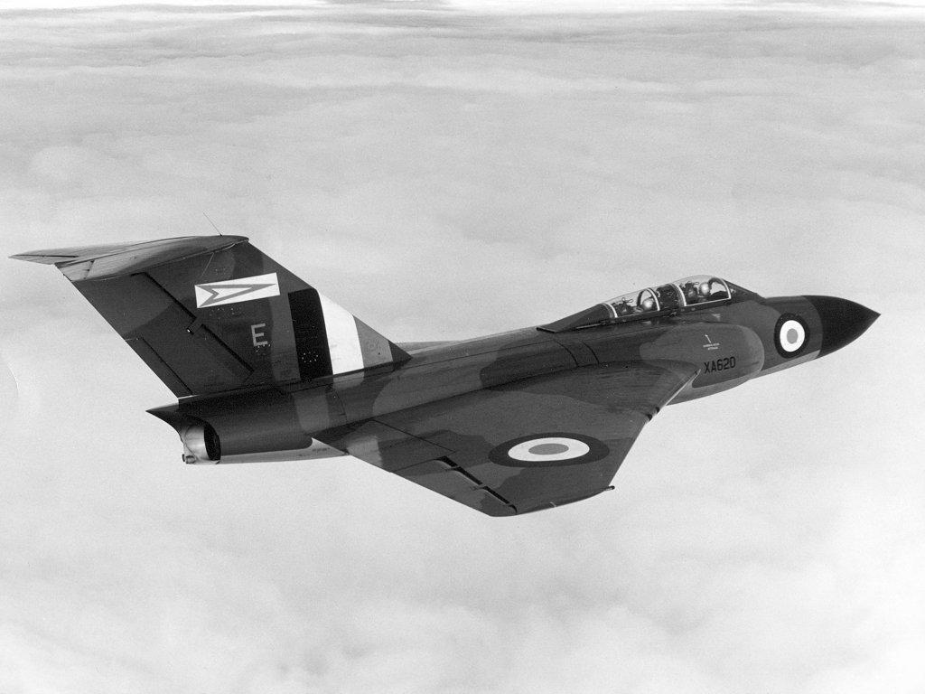 Clasp Garage: Gloster Javelin