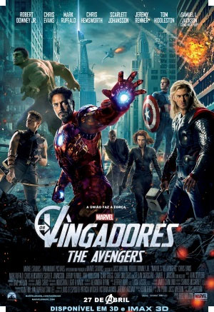 Download Baixar Filme Os Vingadores   Dublado