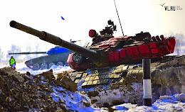 Танковый биатлон 2015