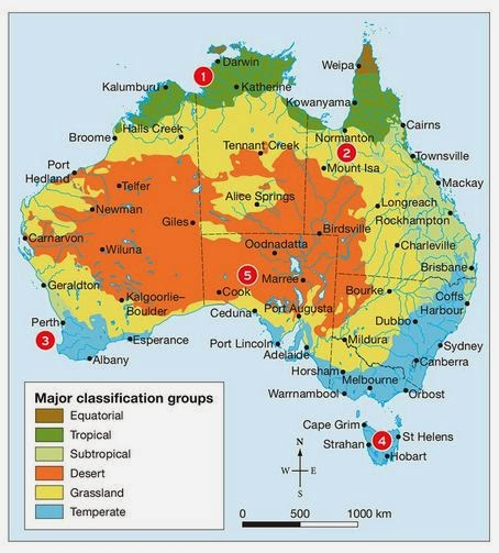 What are australias major biomes and kla 1 listed at the prepare a report on the importance of one of these biomes and how it has changed over time what do you think should be done to protect it gumiabroncs Gallery