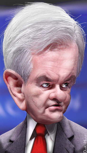 newt gingrich. Newt Gingrich to Announce 2012