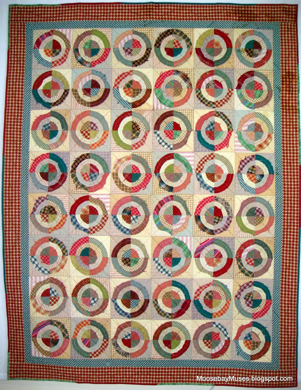 Quilts from Aunt Amy