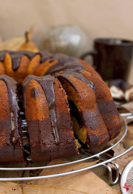 RECETA DE BUNDT CAKE