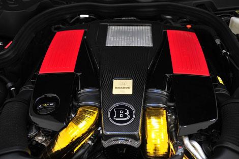 Brabus построил 730-сильный Mercedes-Benz S-Class