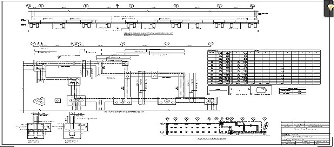 Rebar shop drawings for How to read foundation blueprints