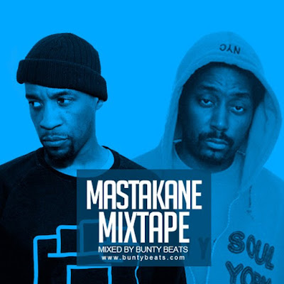 Bunty Beats - MastaKane Mixtape (2013)