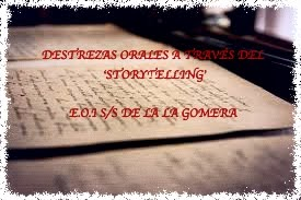 'STORYTELLING' en La Gomera.