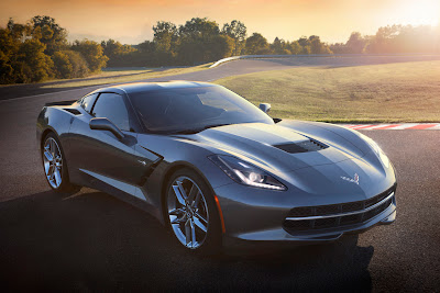 Corvette Stingray Weight on 2014 Chevy Corvette    The Return Of Stingray