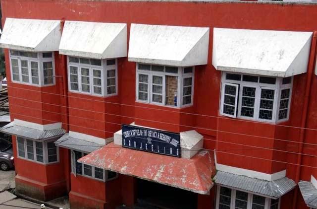 Darjeeling court