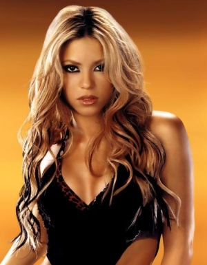 teresamerica: Rule 5 - Shakira  Shakira