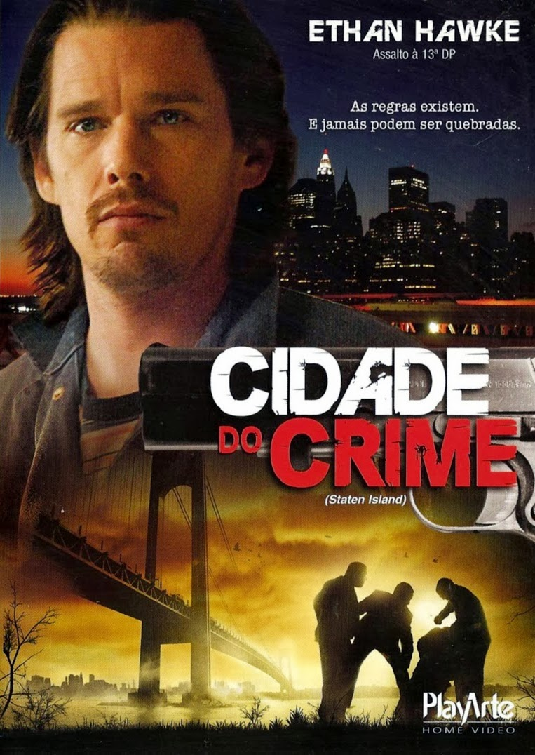 Cidade do Crime – Dublado (2009)