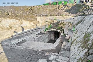 bunker, bunker merapi, bunker cangkringan, bunker gunung merapi