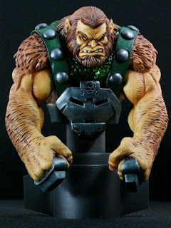 Ulik (Marvel Comics) Character Review - Mini Bust Product