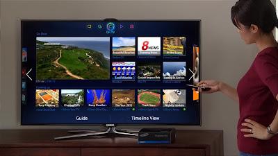 Soporte remoto Samsung Smart TV