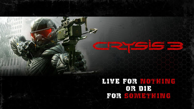 Crysis 3 HD Cover Game