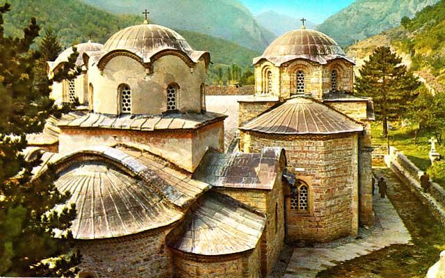 Medieval Monuments in Kosovo Serbia