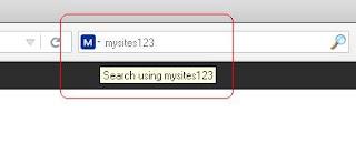 Remove mysite123 1