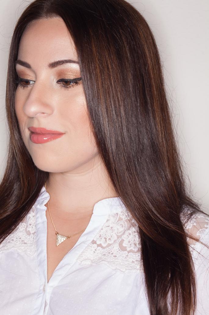 nars chihuahua lipgloss, bobbi brown gel eyeliner, benefit watts up highlighter