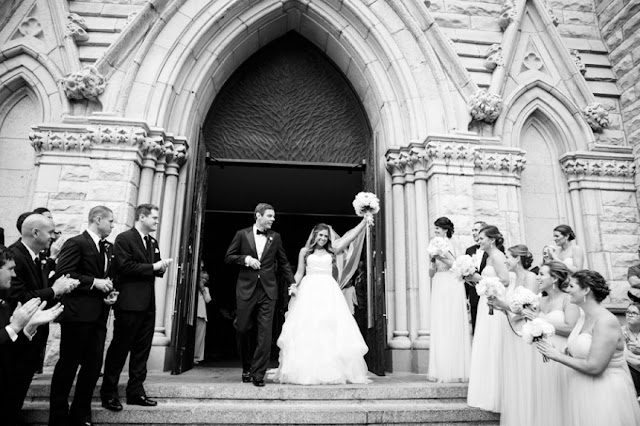 Elegant Chicago Wedding Ceremony