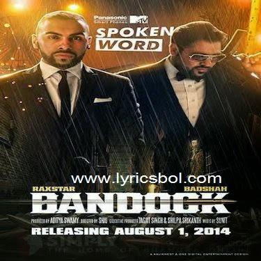 Bandook Raxstar Feat Badshah
