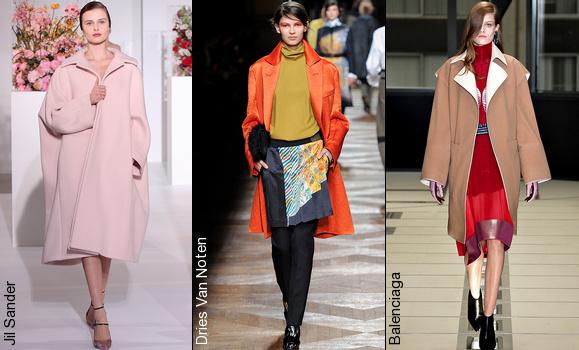 oversized coat manteau ample 2013