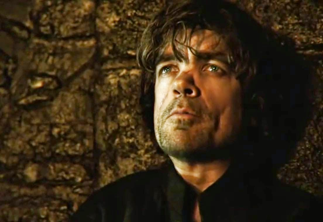 Tyrion 4x07 Game of Thrones