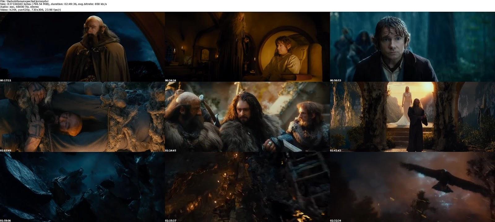 The Hobbit An Unexpected Journey is het eerste deel van een driedelige filmreeks gebaseerd op het gelijknamige boek van JRR Tolkien Oorspronkelijk zou het