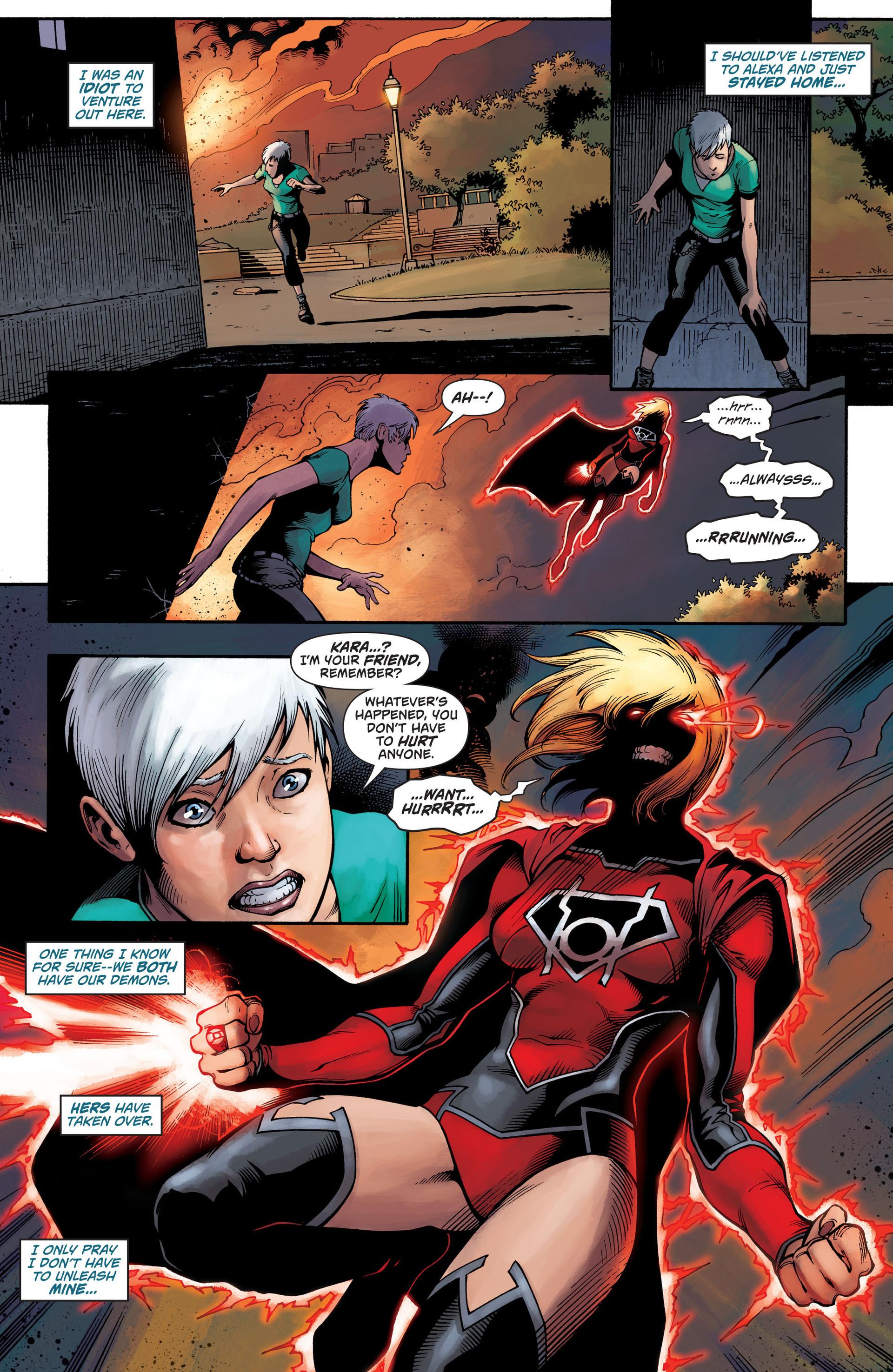 Supergirl (2011) Issue #29 #31 - English 6