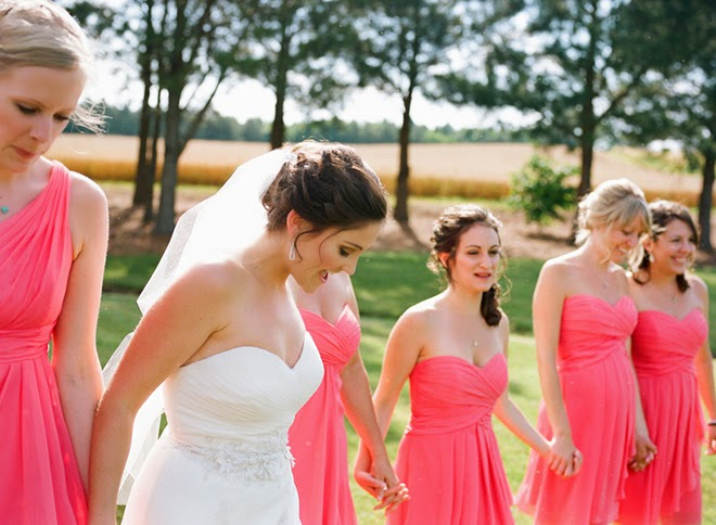 Coral Colored Dresses For Wedding 15 Cool The Grooms Look Sometimes