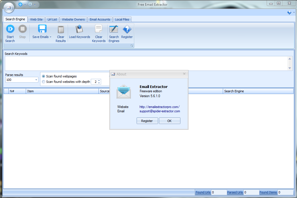 Torrent Email Extractor 14 Torrent - analyticsstrongwind