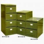 Filling Cabinet Elite B4-3-08-DX