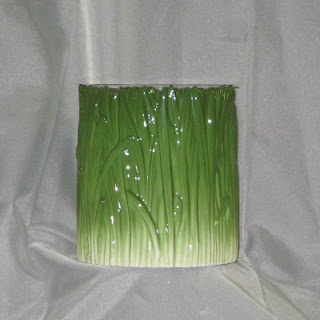 Order a Green Grass Ceramic Floral Container
