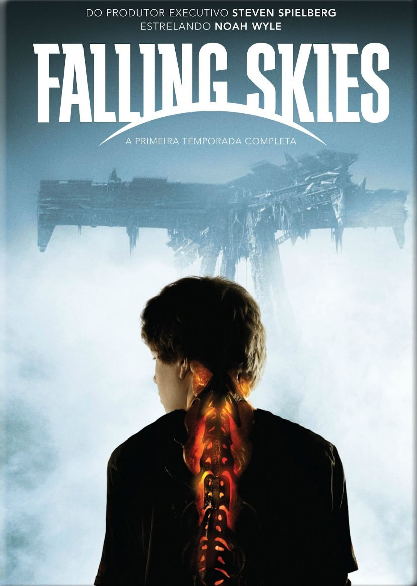 Falling Skies 1ª Temporada Torrent - BluRay 720p Dublado
