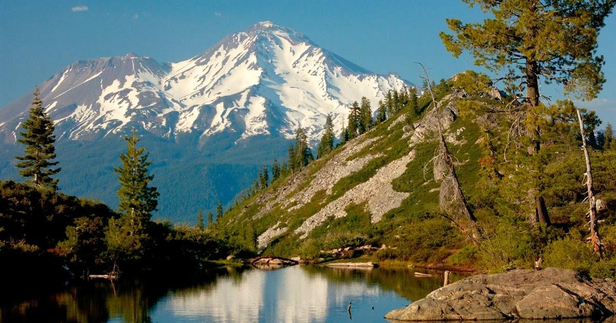 Mt Shasta Ca >> Redding, CA: Shape Up in Shasta Cascade ~ California Road Trip