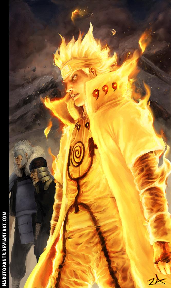 Naruto chap 636 Trang 17 - Mangak.info