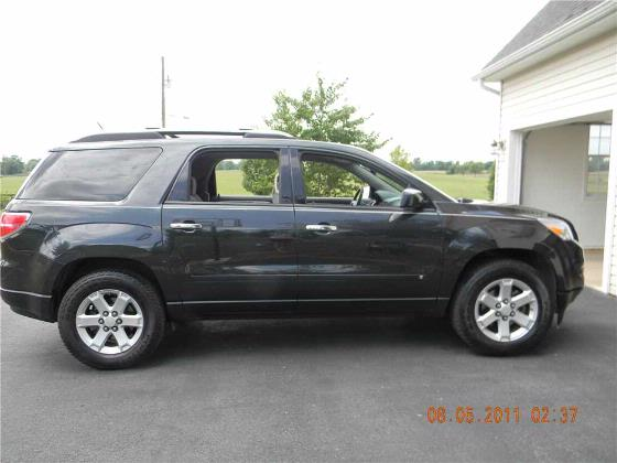 2007 Saturn Outlook XE Great Condition, 86k Runs Great Charcoal Gray With  Gray Interior. PW, PD, PS New Brakes On Front And Back. Vehicle Located In  ...