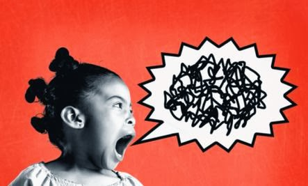 kid child girl say bad words cursing - Filthy, Filthy Mouth: Navigating the Profanity Issue with Children