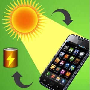 Aplikasi Isi Baterai Android dengan Tenaga Surya