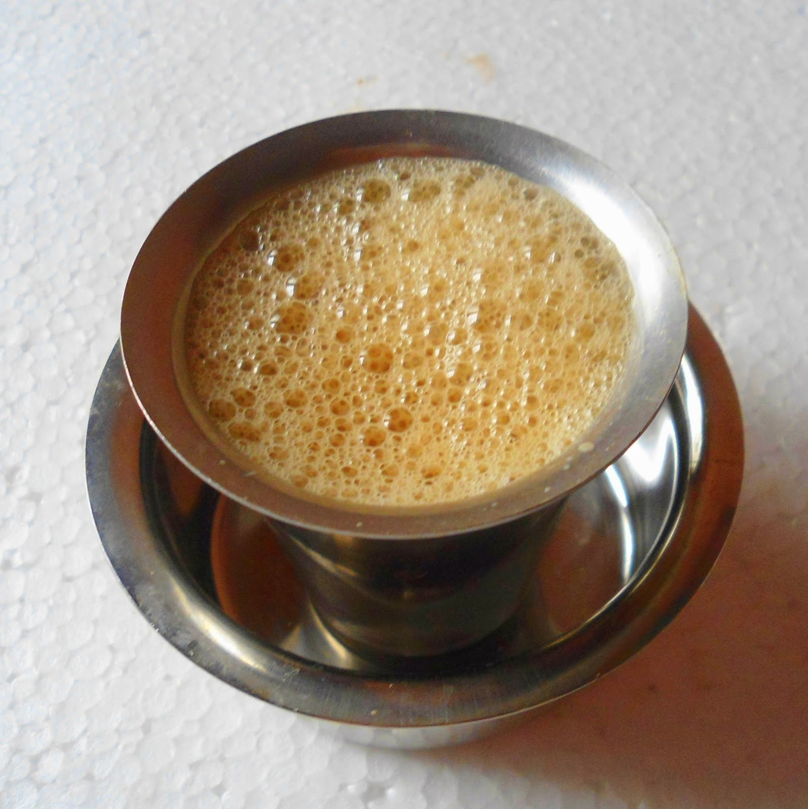 South Indian Filter Coffee | How To Make Filter Coffee