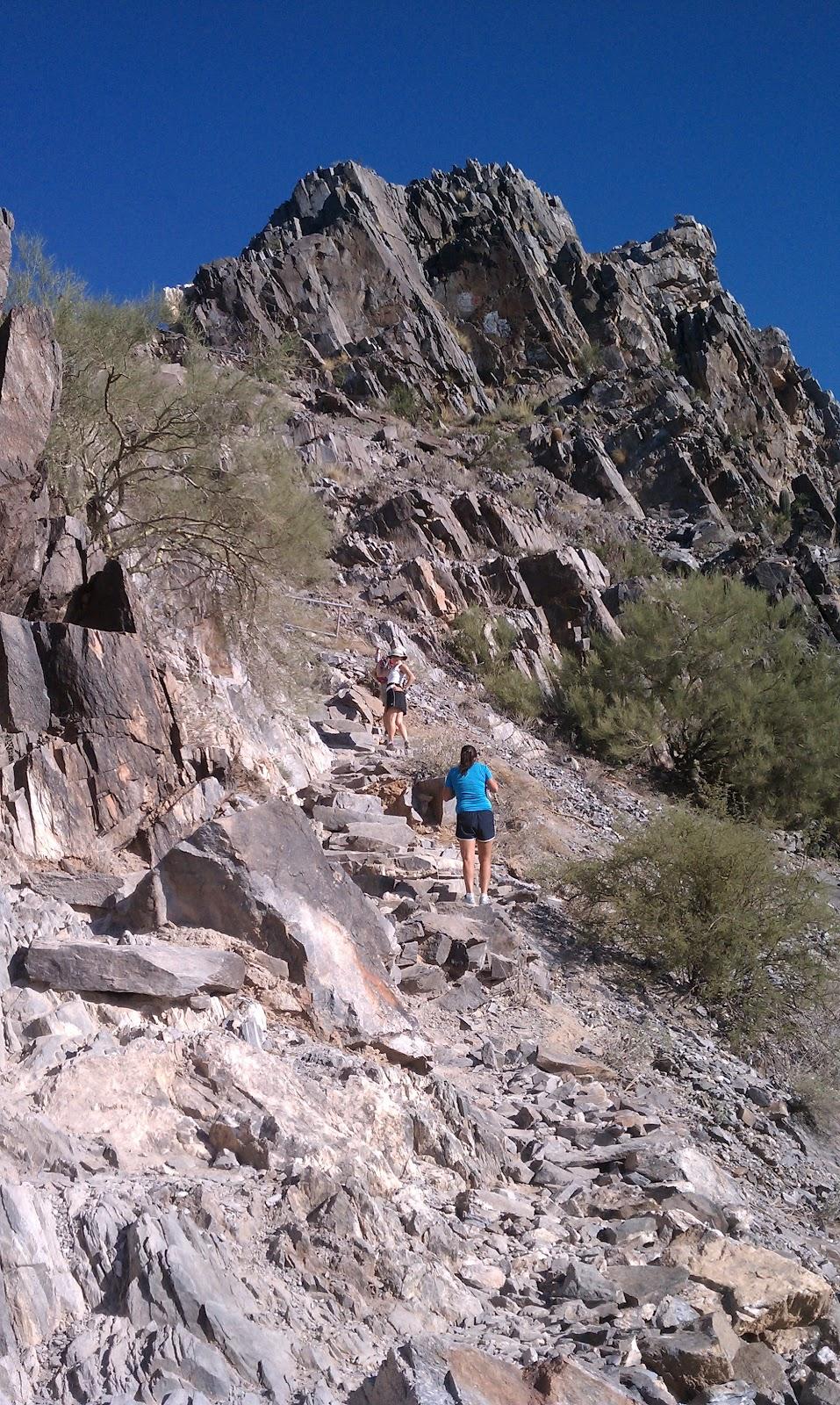 Piestewa Peak Summit Trail 300 Hiking With Jeanne